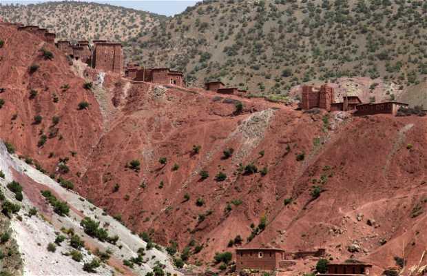 Valle de Aït-Boulli