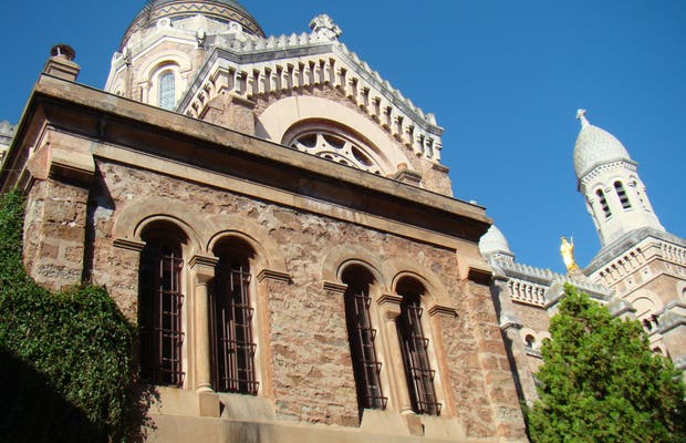 Basilica of our Lady of the victory of Lepanto