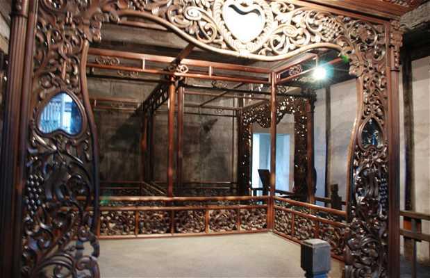 Museo de Camas Antiguas de Wuzhen