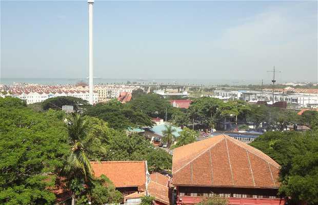 Eglise Saint Paul, Malacca