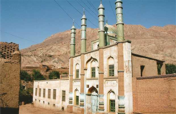 Mezquita de Gaochang