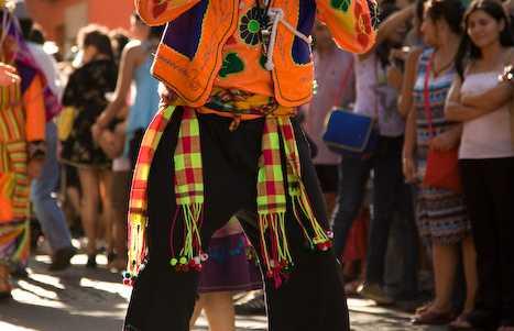 Fiesta de la Plaza Yungai