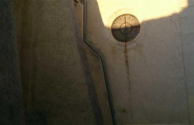 Eglise de Ventenac en Minervois