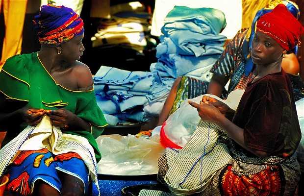 EL PAÍS SENUFO, Los tejedores de Waraniéné