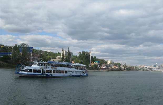 Crucero del río Don