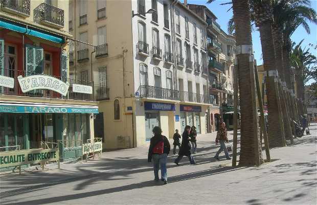Plaza Arago