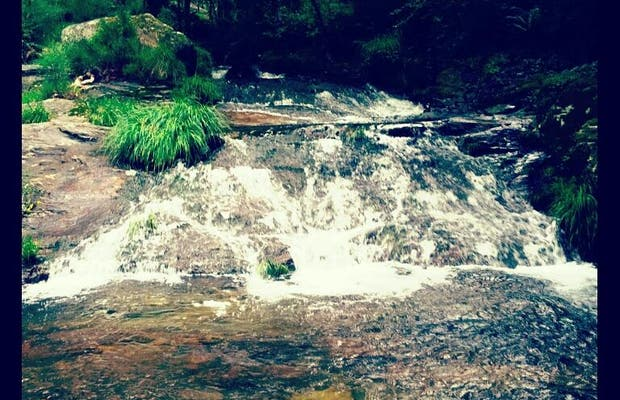 Cascada Ribasieira
