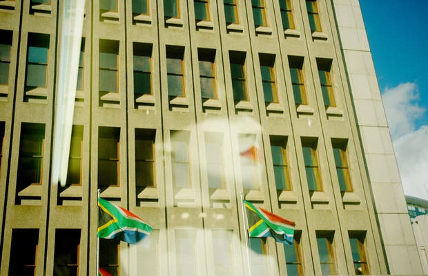 Centro de Cape Town