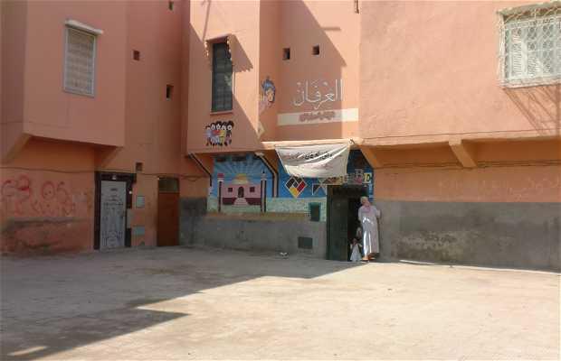 Barrio de Zaouia Abbassia