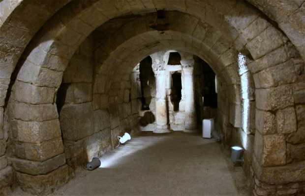 Cripta de San Antolín
