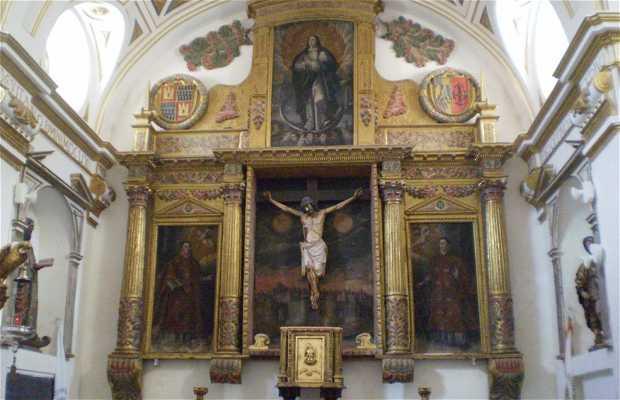 Capilla del Santo Cristo de la Concepción o del Santísimo