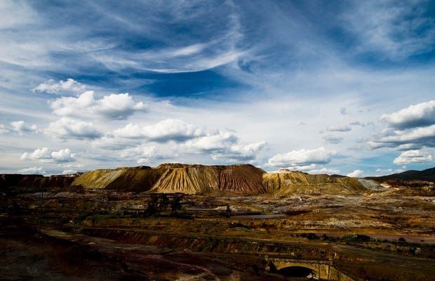Le miniere del Rio Tinto