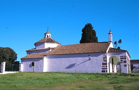 El encinar de Villanueva de Córdoba