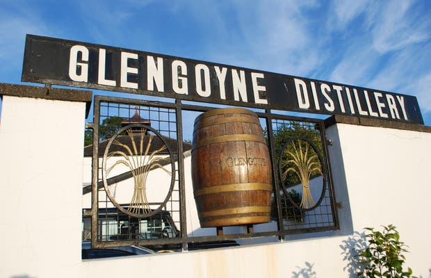 Destileria Glengoyne