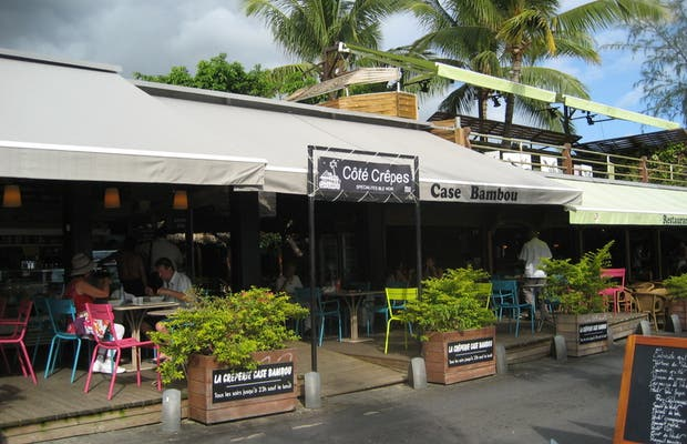 Restaurante La case bambou