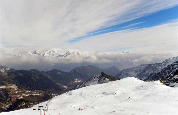 Champorcher ski area
