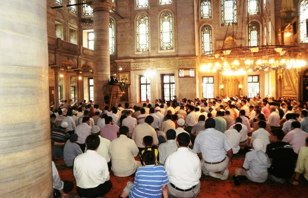 Eyüp Sultan Camii a Istambul