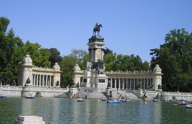 Monument to Alfonso XII (Retiro)