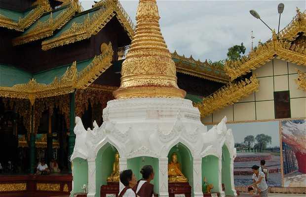 Pequeña stupa