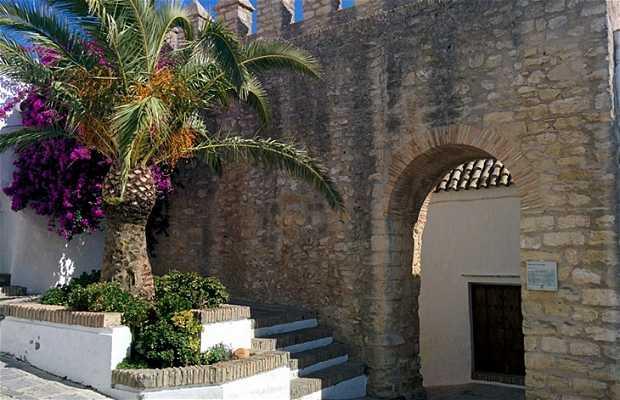 Arco de Puerta Cerrada o de la Berbería