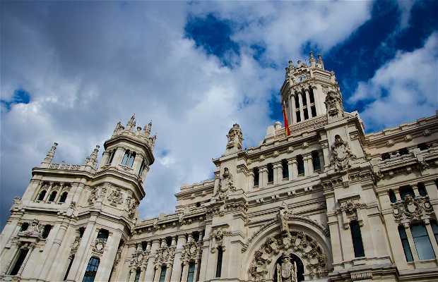 Palacio de Cibeles - Ayuntamiento de Madrid