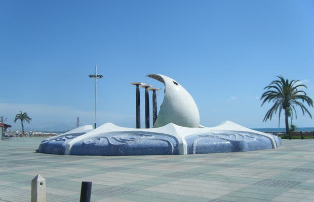 Marine sculptures