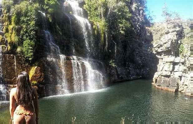 La Chapada Dos Veadeiros and Las Emas National Parks