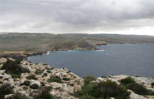 Cape and Cliffs of Il-Qammieh