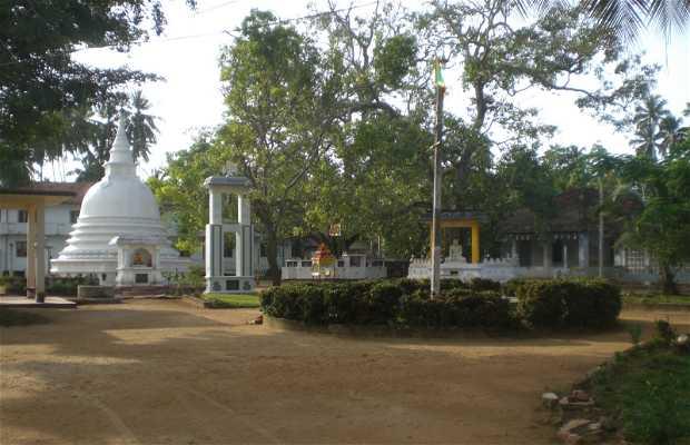 Templo de Mirissa