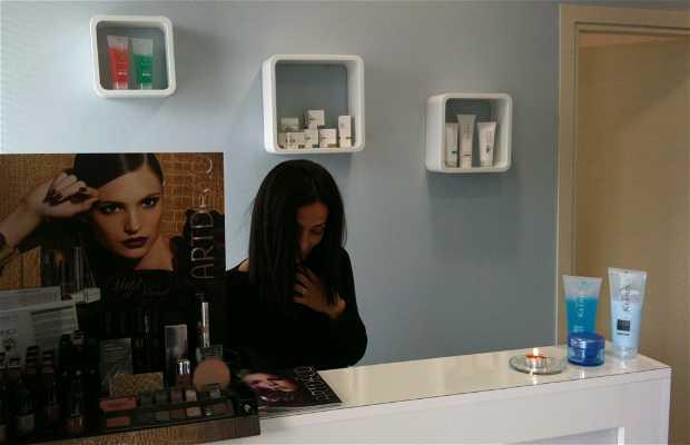 Salón de belleza Relajes