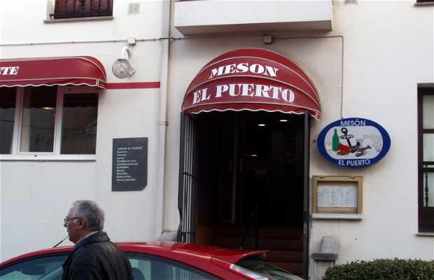 Restaurante Mesón El Puerto