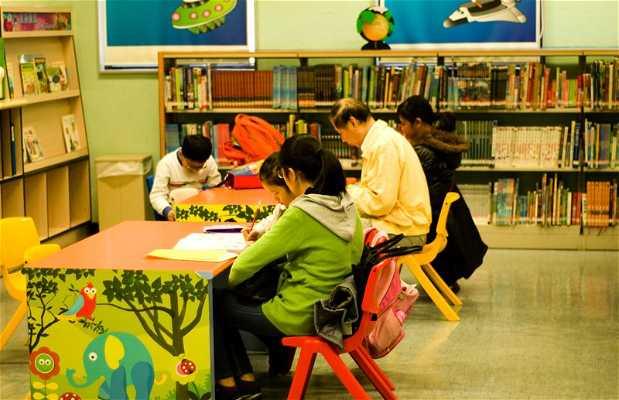 Biblioteca Pública Ngau Tau Kok