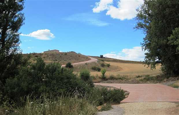 Cuesta del Castillo hermitage