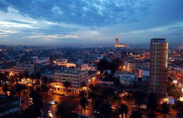 Casablanca view