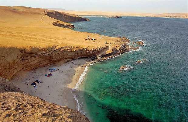 Playas de Las Minas