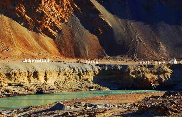 Dah, Ladakh, India