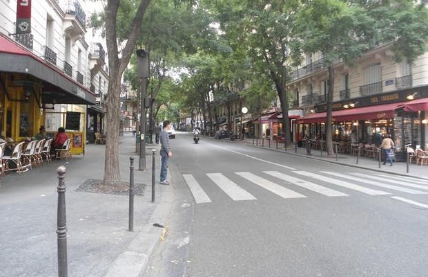 Calle Caulaincourt