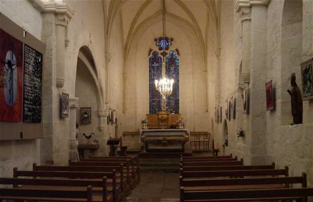 Iglesia Saint Barthélémy