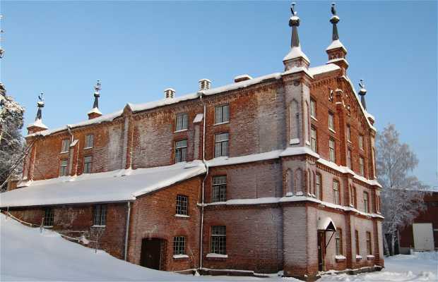 Verla Sawmill (World Heritage)
