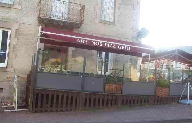 Ah nos pizz'
