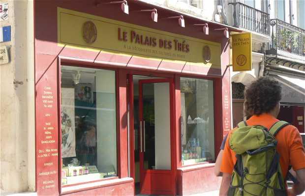 Boutique Le palais des thés