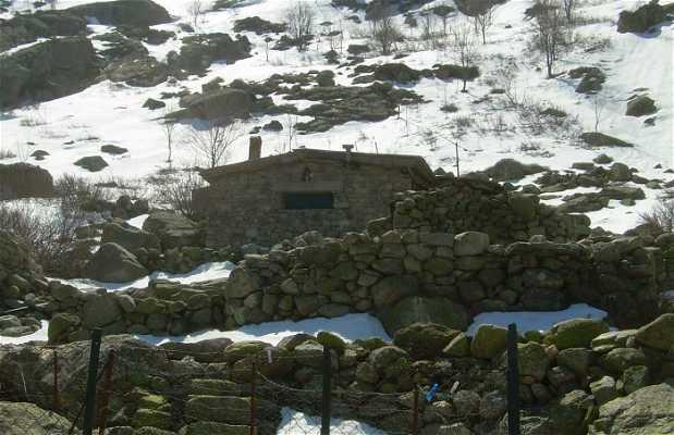 Refugios Córcega