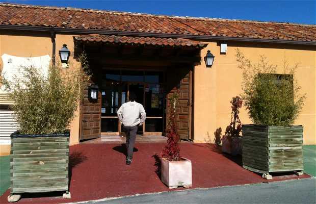 Restaurante panorámico La Postal