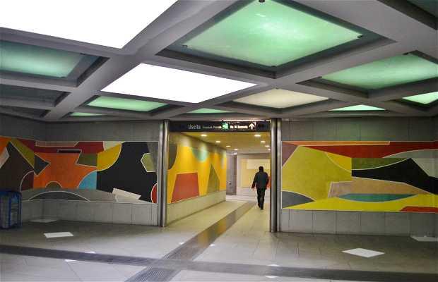 Stazione Rione Alto - Metrò dell'Arte