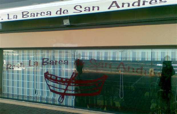 Restaurante La Barca de San Andres