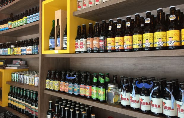 Cevadaria Beer Store