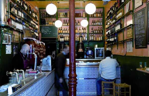 Restaurante Bodegas Ricla