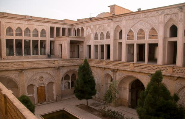 Abassi House