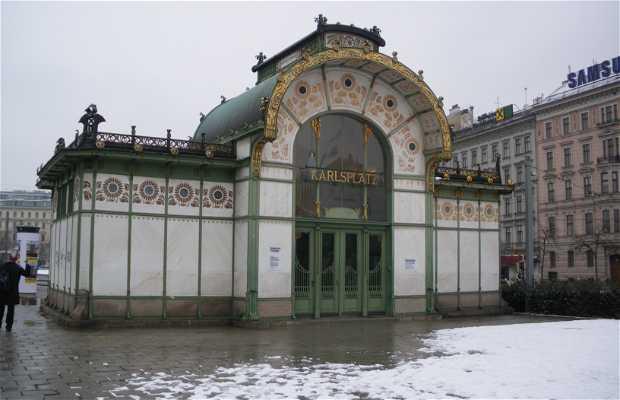Karlsplatz Stadtbahn Station