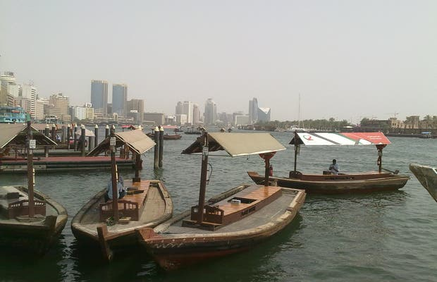 Antiguo Dubai